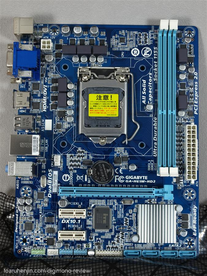 GA-H61M-HD2 画像3