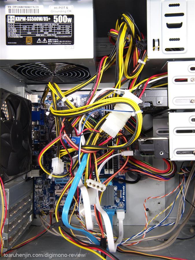 自作PC G550