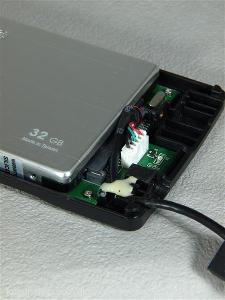 玄人志向 2.5インチ HDDケース GW2.5SC-SU2 画像3