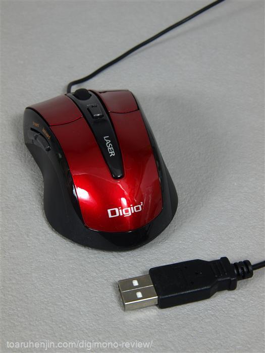 MUS-ULF78R マウス本体