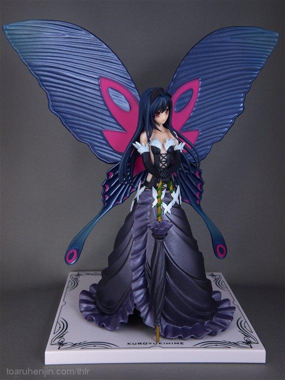 黒雪姫 黒揚羽蝶 画像1